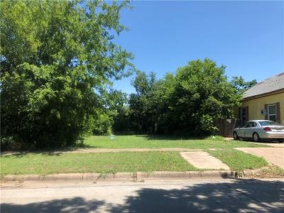 Fort Worth Residential Lots & Land For Sale: 1009 E Leuda Street