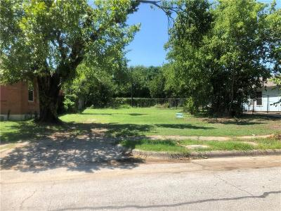 Fort Worth Residential Lots & Land For Sale: 1016 E Cannon Street