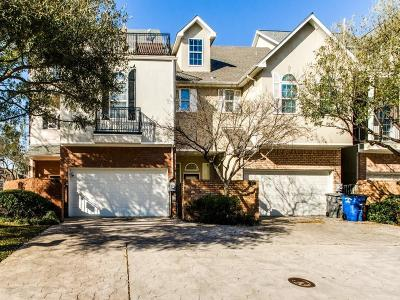 Townhouse For Sale: 5701 Lewis Street