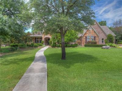 Aledo Single Family Home For Sale: 1504 Oaklawn Court