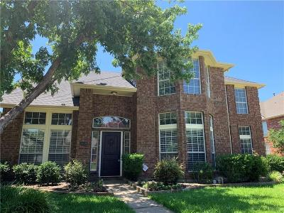 Carrollton Single Family Home For Sale: 1449 Susan Lane