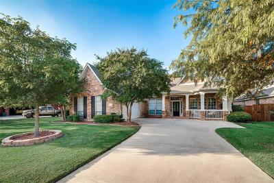 Flower Mound Single Family Home For Sale: 3212 Preakness Drive