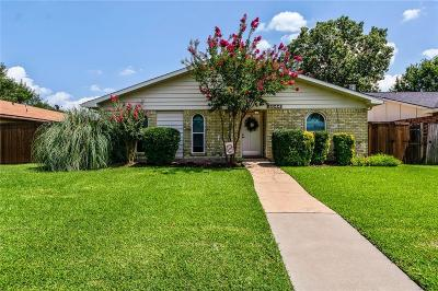 The Colony Single Family Home Active Option Contract: 5044 Avery Lane