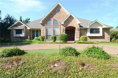 Carrollton Single Family Home For Sale: 2302 Highlands Creek Road