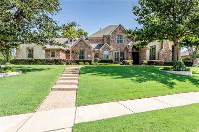 Flower Mound Single Family Home Active Option Contract: 4500 Saint Clair Court
