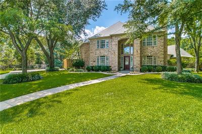 Southlake TX Single Family Home For Sale: $740,000