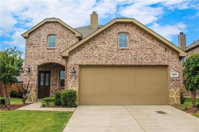Prosper Single Family Home For Sale: 16011 Crosslake Court
