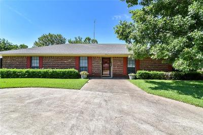 Kerens Single Family Home For Sale: 316 L S P Circle
