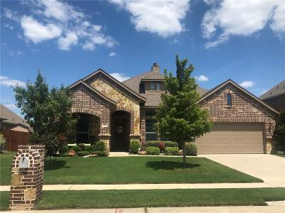 Waxahachie Single Family Home For Sale: 206 Stardust Trail