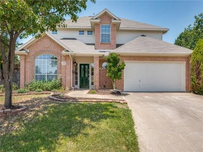 Euless Single Family Home For Sale: 805 Edury Court