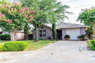 Single Family Home Active Option Contract: 5107 Mimi Court