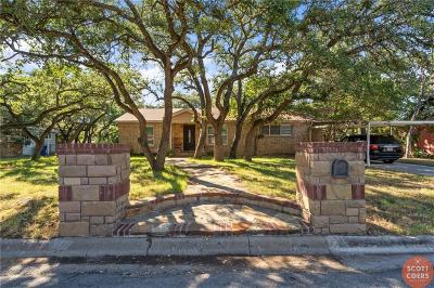 Brownwood Single Family Home For Sale: 1409 Oakland Drive