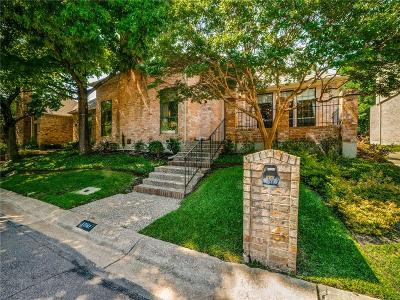 Dallas Single Family Home For Sale: 12142 Elysian Court