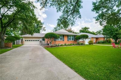 Richardson Single Family Home For Sale: 622 Downing Drive