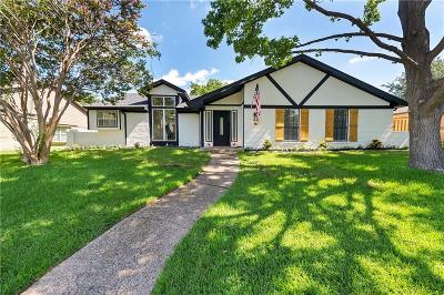 Dallas Single Family Home For Sale: 7223 Blythdale Drive