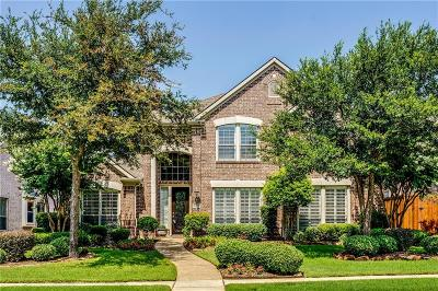 Plano Single Family Home For Sale: 6609 Terrace Mill Lane