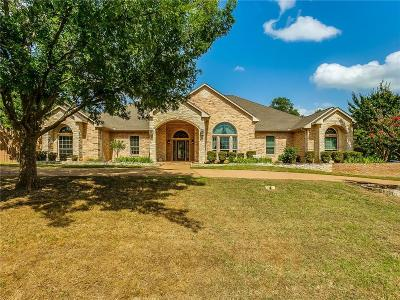 Burleson TX Single Family Home For Sale: $575,000