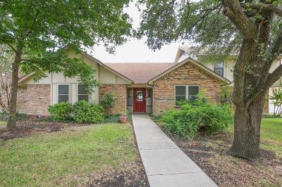 Mansfield Single Family Home For Sale: 1512 Inverness Road