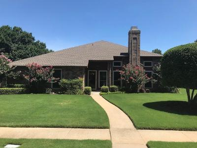 Single Family Home For Sale: 1501 Kesser Drive