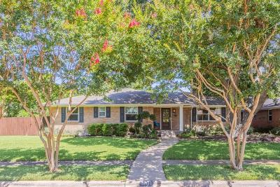 Dallas Single Family Home For Sale: 8411 Sweetwood Drive