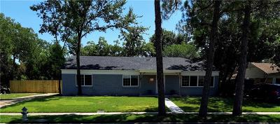 Irving Single Family Home For Sale: 1502 W 4th Street