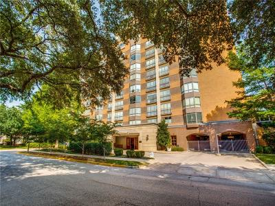 Highland Park, University Park Condo For Sale: 4242 Lomo Alto Drive #N31