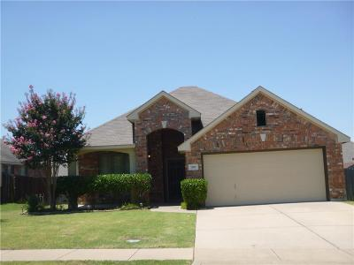 Mansfield Single Family Home Active Option Contract: 1302 Chase Trail