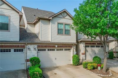 Allen Townhouse For Sale: 1617 Georgetown Drive