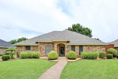Allen Single Family Home For Sale: 903 Willow Brook Drive