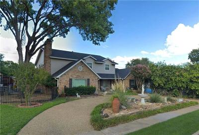 Plano Single Family Home For Sale: 3117 Sebring Drive