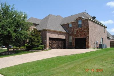 Grand Prairie Single Family Home For Sale: 6815 Sail Away Place