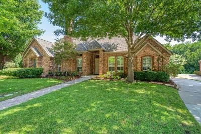 Colleyville Single Family Home Active Option Contract: 700 Green Meadow Street N