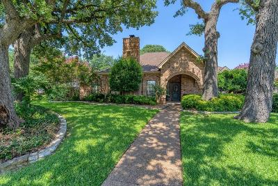 Colleyville Single Family Home For Sale: 3906 Magnolia Court