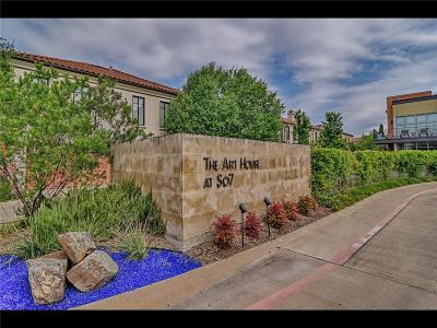 Fort Worth Condo For Sale: 2600 Museum Way #1102