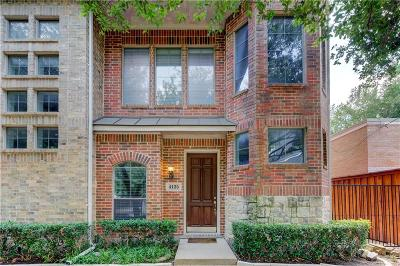 Townhouse For Sale: 4125 Lafayette Street