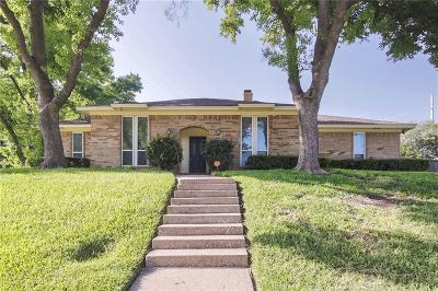 Grand Prairie Single Family Home For Sale: 3534 Racquet Club Drive
