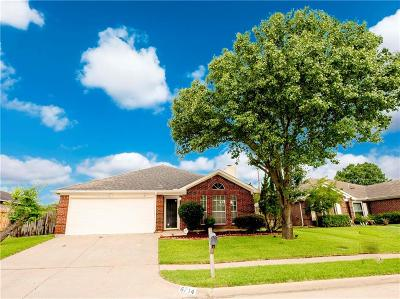 Arlington Single Family Home For Sale: 6714 Valley Branch Drive