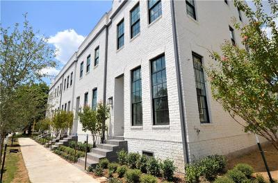 Fort Worth Townhouse For Sale: 2800 Wingate Street
