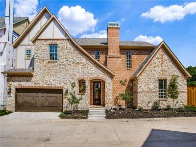 Single Family Home For Sale: 7117 Edmund Court