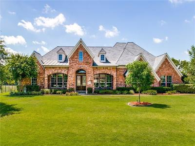 Dallas County, Denton County, Collin County, Cooke County, Grayson County, Jack County, Johnson County, Palo Pinto County, Parker County, Tarrant County, Wise County Single Family Home For Sale: 77 Stone Hinge Drive