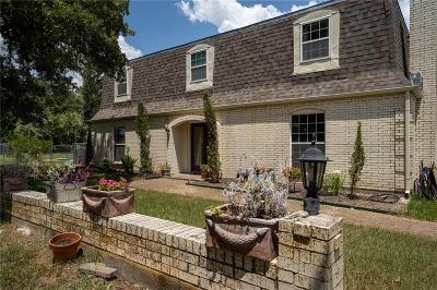 Cleburne Single Family Home For Sale: 3630 Northcrest Drive