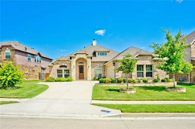 Fort Worth Single Family Home Active Option Contract: 5813 Pine Flat Court