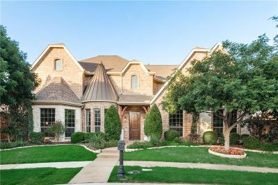 Frisco Single Family Home For Sale: 5410 Golden Sunset Court