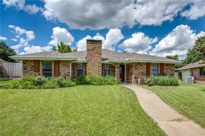 Garland Single Family Home For Sale: 829 Villa Ridge Drive