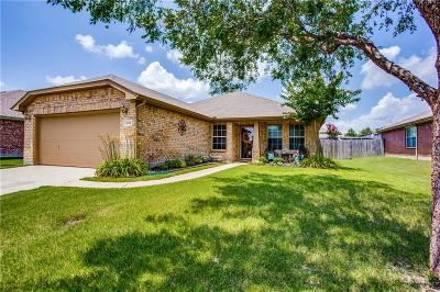 Melissa Single Family Home For Sale: 3611 Cottonwood Road