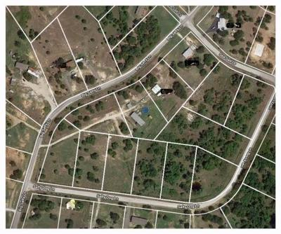 Wise County Residential Lots & Land For Sale: Lot 8&9 Salty Dog Lane