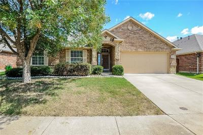 Denton County Single Family Home For Sale: 5800 Parkplace Drive