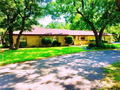 Comanche Single Family Home For Sale: 103 Aztec Circle