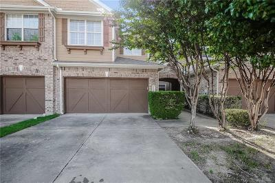 Plano Townhouse For Sale: 6228 Weinberg Court
