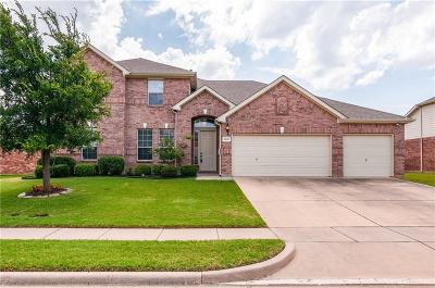 Little Elm Single Family Home For Sale: 2928 Blue Lake Drive